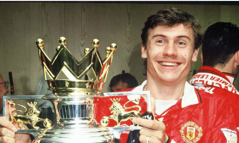 Andrei Kanchelskis hai lần cùng Man Utd vô địch Ngoại hạng Anh.