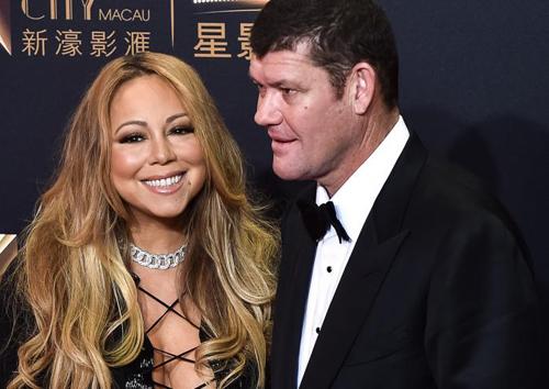 Mariah Carey và người tình tỷ phú - James Packer.