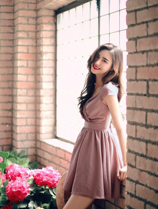 váy xòe 2017
