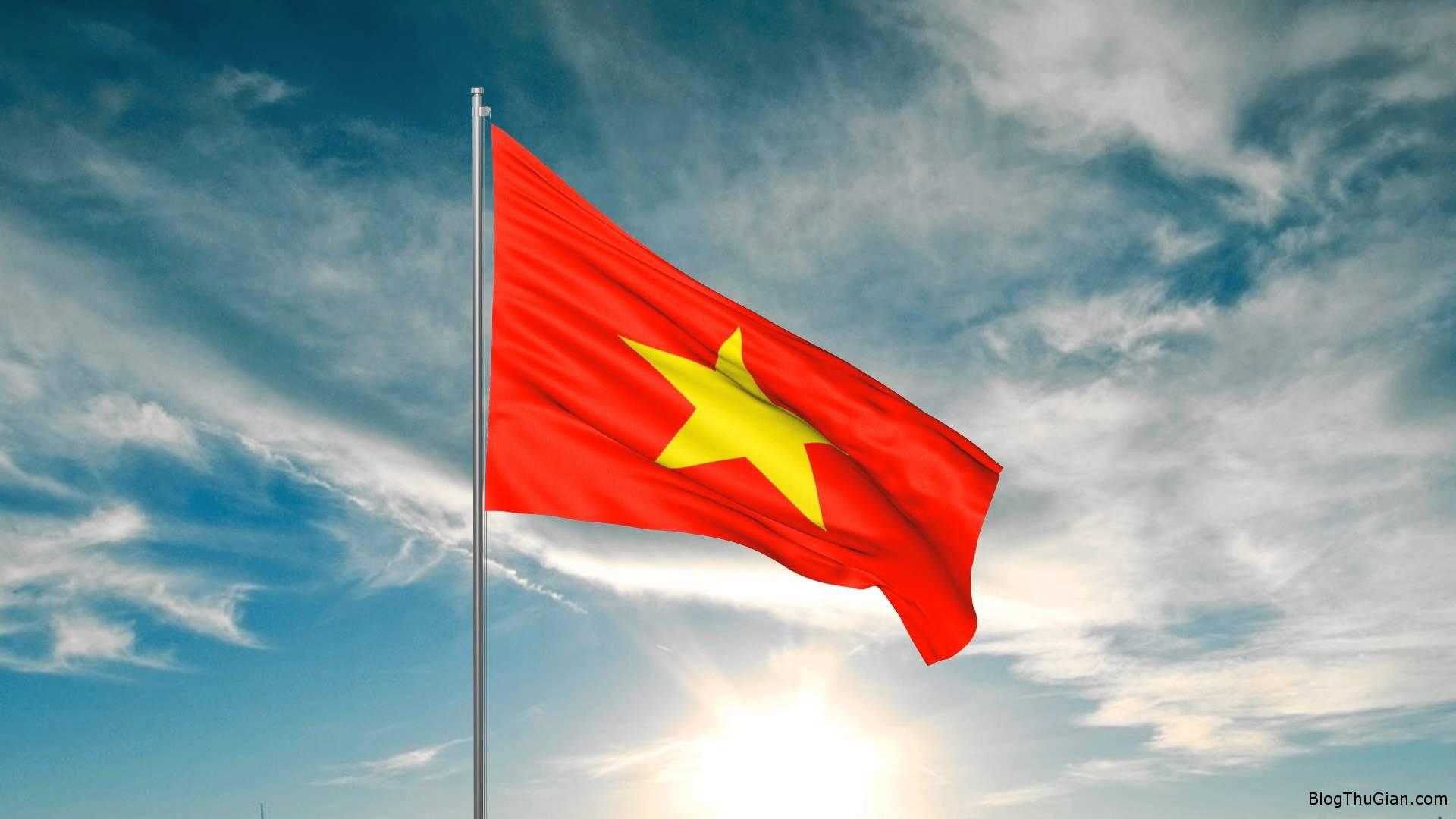 Ý nghĩa giấc mơ thấy lá cờ tổ quốc