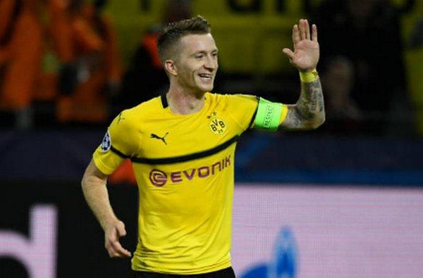 Reus đang tỏa sáng ở mùa giải 2018/19