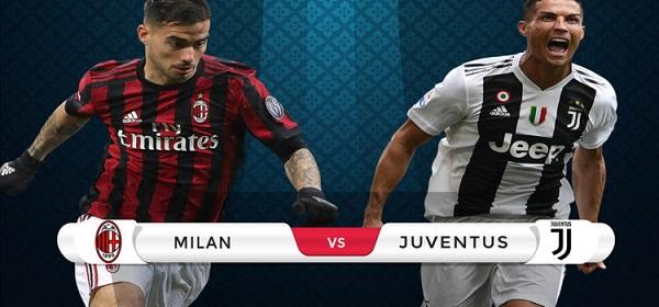 Nhận định AC Milan vs Juventus