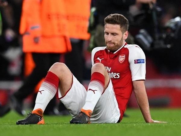 Arsenal và 4 điểm đen trong chuỗi trận bết bát