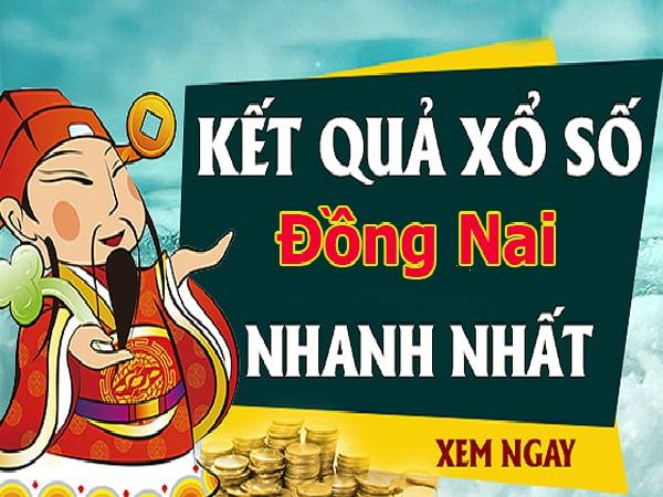 Soi cầu XS Đồng Nai chính xác thứ 4 ngày 11/12/2019