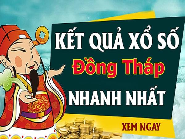 Soi cầu dự đoán XS Đồng Tháp Vip ngày 02/12/2019