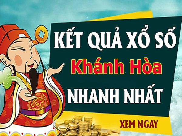 Soi cầu XS Khánh Hòa chính xác thứ 4 ngày 18/12/2019