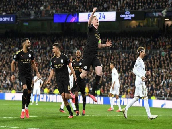 Nhận định tỷ lệ kèo Man City Vs Real Madrid