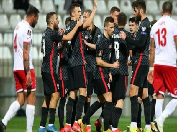 Điểm tin bóng đá 31/3: Chiến thắng tốn nhiều mồ hôi của Croatia