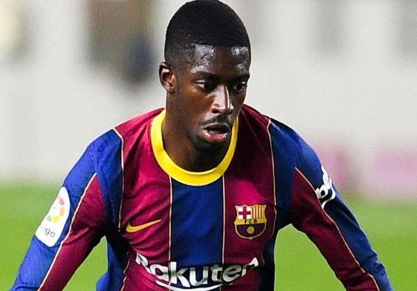 Tin thể thao trưa 8/4: Barca bất ngờ giữ chân bom xịt Dembele
