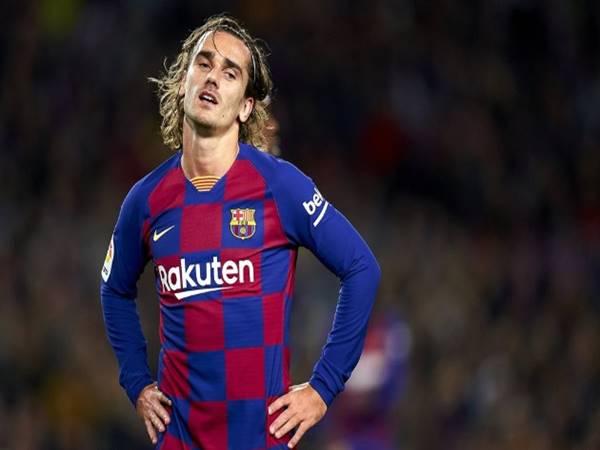 Chuyển nhượng 7/7: Barcelona muốn đưa Griezmann sang Man City