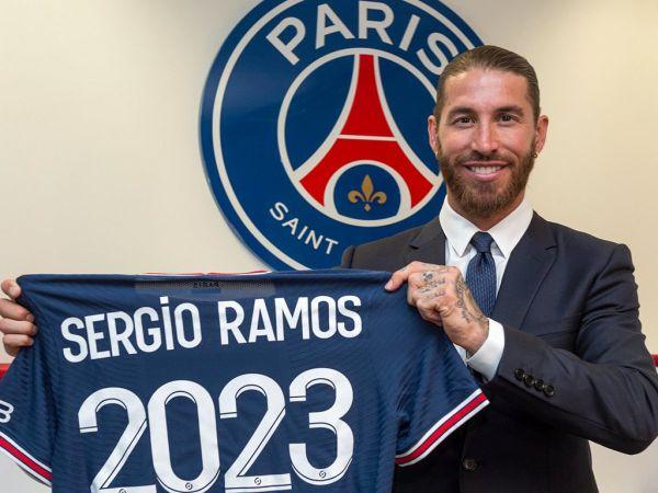 Tin thể thao chiều 9/7: Ramos từ chối Arsenal và Man City để tới PSG