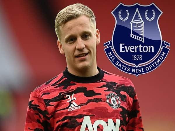 Everton muốn giải cứu ngôi sao thất sủng của Man Utd