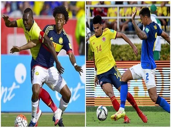 Soi kèo Colombia vs Ecuador 15/10